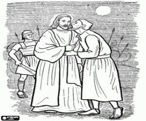 Garden Of Gethsemane Craft - juegos de biblia nuevo testamento para colorear