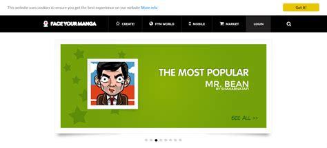 cara membuat foto jadi kartun secara online cara membuat foto versi kartun secara online junker kaskus