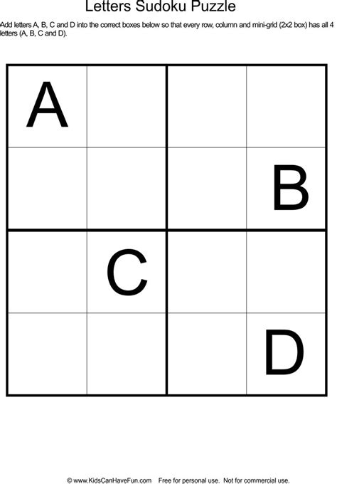 Letter Crossword 1000 images about word puzzles for crossword word