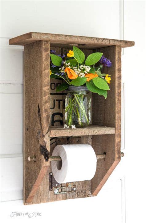bathroom toilet paper holder ideas 31 brilliant diy decor ideas for your bathroom page 3 of