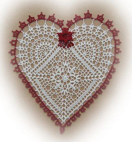 free pattern heart doily crochet heart doily pattern search results calendar 2015
