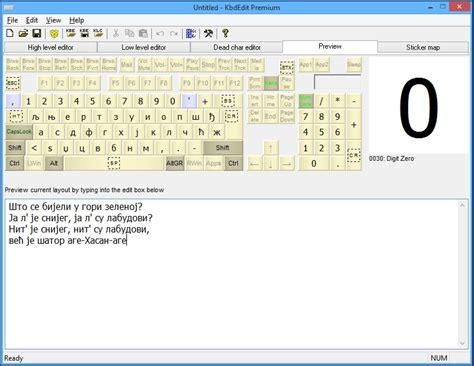 editing keyboard layout windows 7 kbdedit the best keyboard layout editor for windows 10