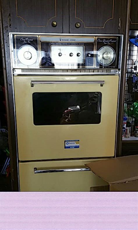 magic chef double oven  sale   offerup