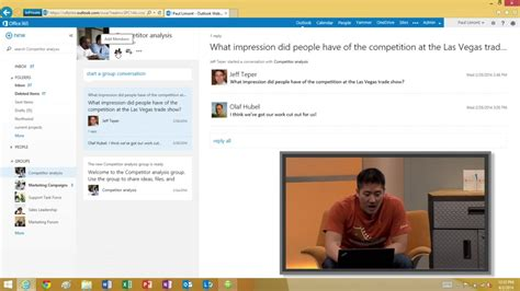 Office 365 Mail Queue New User Experiences With Groups Attachments And Office