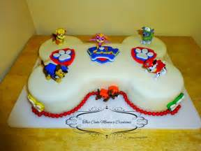 cake mama s creations paw patrol party