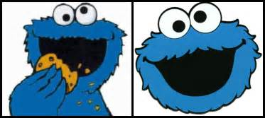 cookie monster clipart best