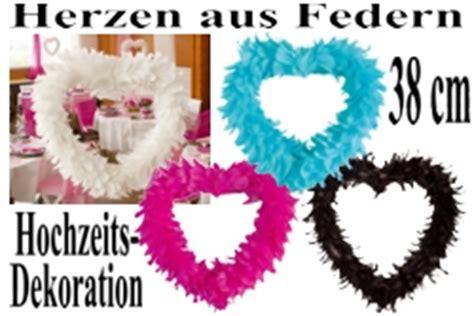 Hochzeitsdeko Laden by Ballonsupermarkt Onlineshop De Herz Aus Federn 38 Cm