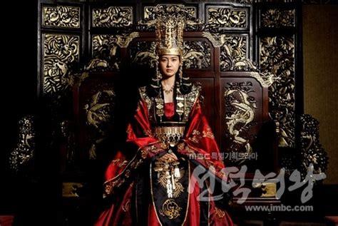 download film drama korea queen seon deok queen seon deok korean drama 2009 선덕여왕 hancinema