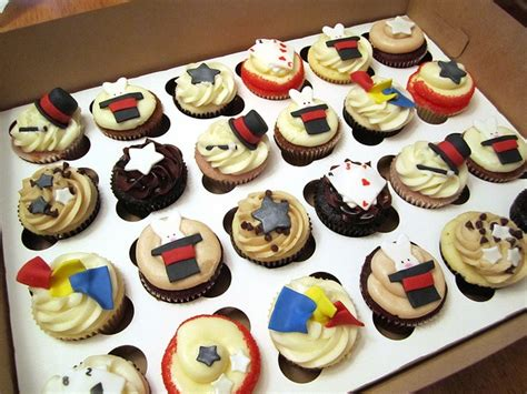 Cups Cake Magic 35 best images about magician cupcakes on magician bunnies and magic