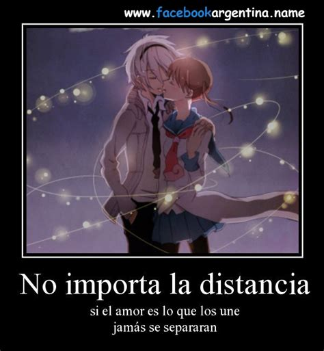 imagenes de amor a distancia anime imagenes de amor im 225 genes de anime con frases de amor