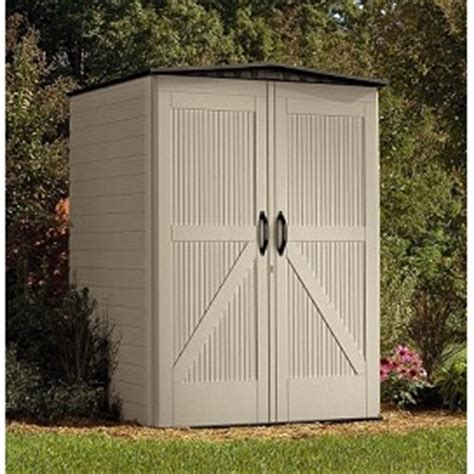 Rubbermaid Roughneck Shed Assembly by Rubbermaid 174 Medium Storage Building