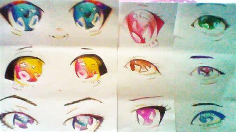imagenes de ojos kawai kawaii ojos anime