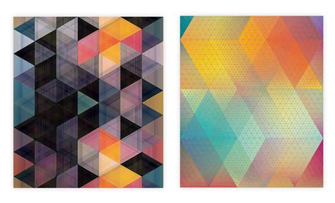 Colors In 2017 by 40 Beautiful Geometric Patterns And How To Apply Them To