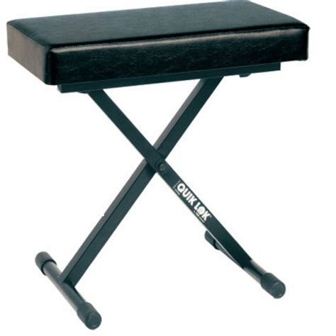 keyboard bench quiklok bx718 keyboard stool stool bench quik