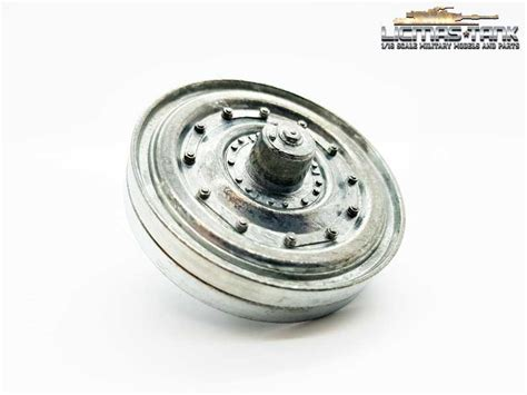 Sparepart Tiger spare part taigen tiger 1 late version metal wheel small 1