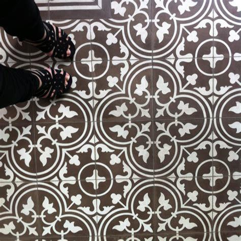 Vintage Pattern Floor Tiles | vintage floor rumah pinterest singapore vintage
