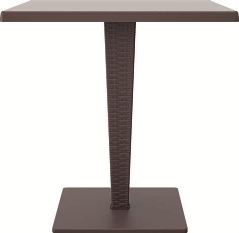 tavoli in plastica da esterno r tavoli in resina da esterno per bar tonon