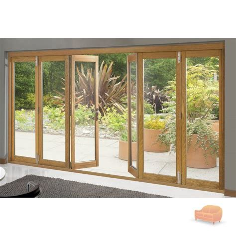 tri fold patio doors tri folding patio doors sliding folding bi fold doors oak veneer tri fold door set next day