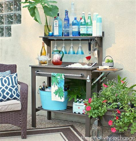 25 Best Ideas About Potting Bench Bar On Pinterest