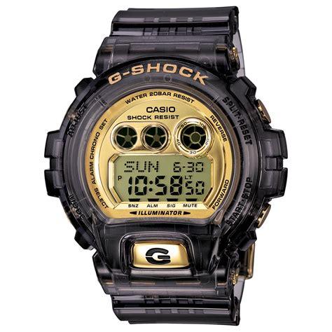 g shock mens digital in black for no color lyst