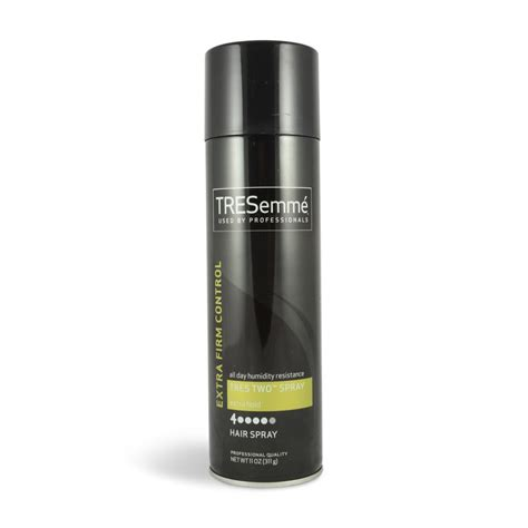 Hair Spray | tres two extra hold hair spray 11 oz barber supplies
