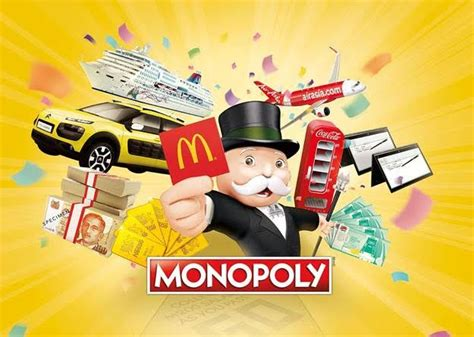 How Many Mcdonalds Instant Wins Can You Use At Once - mcdonald s monopoly game is back on 03 november with 4 million prizes
