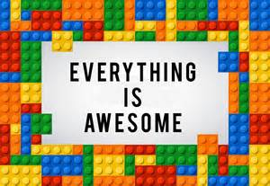 Lego Powerpoint Template the lego movie review