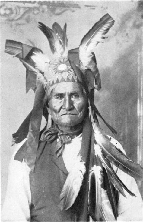 geronimo in carroll bryant american indians geronimo