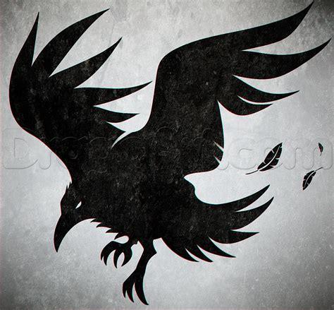 tribal crow tattoo how to draw a tribal step by step tribal pop