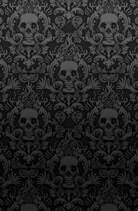 skull damask google search results halloween weddings