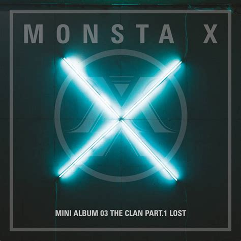 the comeback part one losing it all books album mv review monsta x the clan pt 1 lost