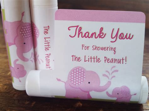 Baby Shower Favors Elephant by Lunaura Baby Keepsake Set Of 12 Quot