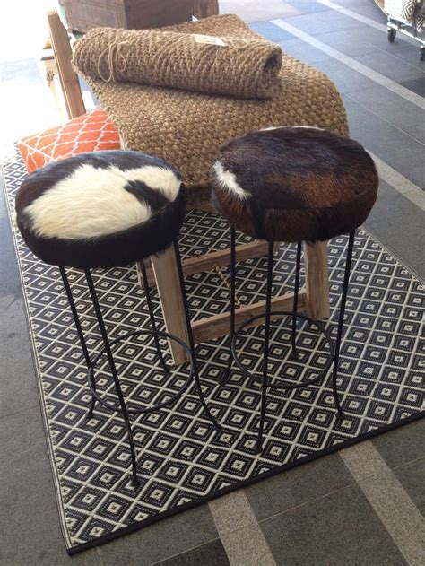 Animal Hide Bar Stools by 25 Best Ideas About Cow Hide On Cowhide Rug