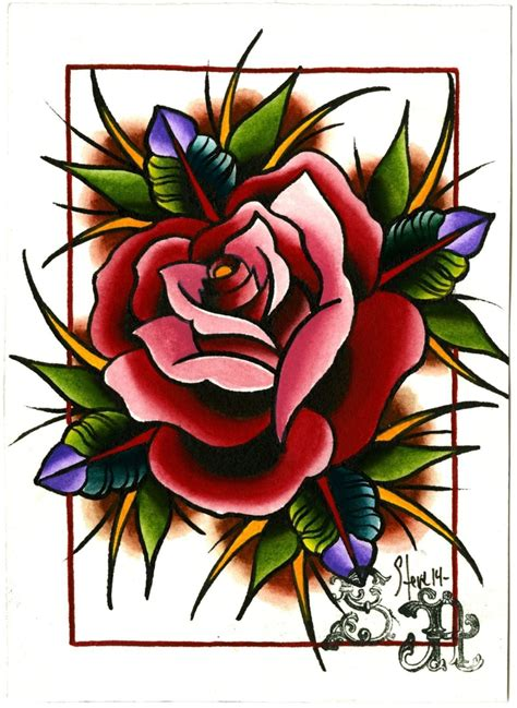 tattoo flash roses choose your flash