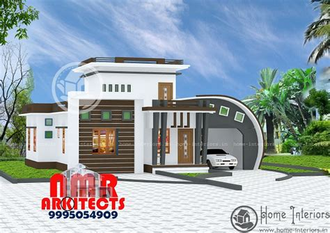 Home Design Story Free by Contemporary Story Kerala Home Design Sq Ft Home Plans