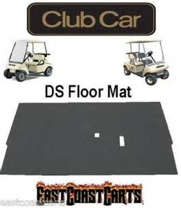 Floor Mat For Club Car Golf Cart Club Car Ds Golf Cart Floor Mat 1015032 Free Shipping Ebay