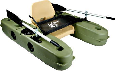 inflatable pontoon kick boat vomodular 5g rigid kick boat
