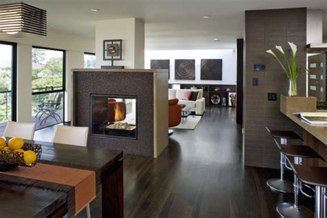 Houzz Living Dining Room Who Is The Manufacturer Of The Fireplace By Any Chance Is