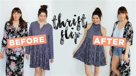 Wardrobe Refashion Wants You To Stop Buying Clothes by Let S Makeover Some Thrift Store Dresses