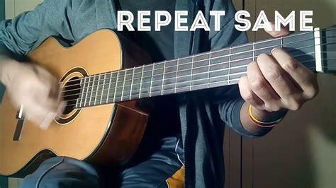 guitar tutorial by vijay kumar roke na ruke naina guitar lesson arijit singh vinay