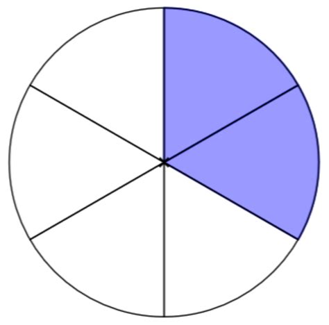fraction clipart clipart fraction 2 6