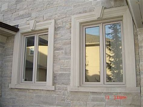 Outdoor Window Ledge Sills Around Exterior Windo Home Exteriors