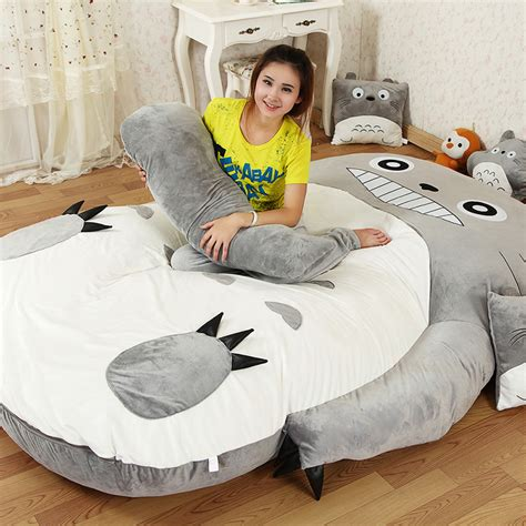 totoro bed large matelas totoro single and double bed giant totoro