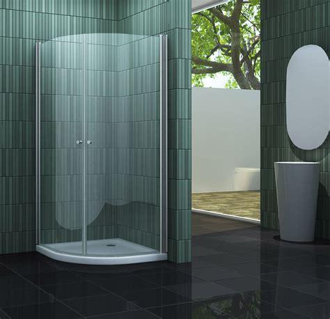 duschkabine ohne duschtasse duschkabine scallo 90 x 90 x 190 viertelkreis ohne duschtasse