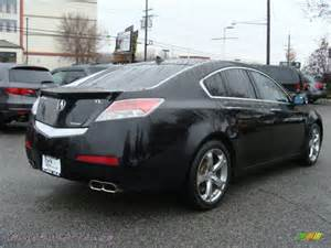 2010 Acura Tl Awd For Sale 2010 Acura Tl 3 7 Sh Awd Technology In Black Pearl