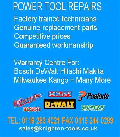 tool warranty repair pat testing dewalt repairs bosch repairs tool repairs