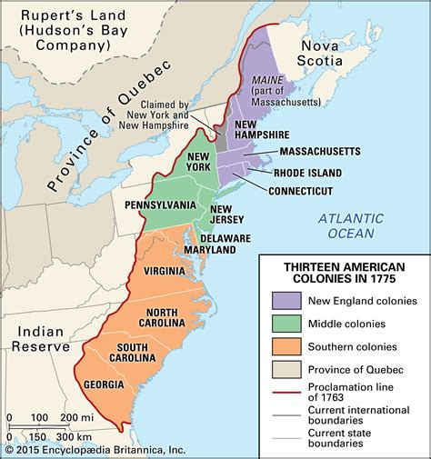 13 Great New To by How Did The Middle Colonies Get Their Name Socratic