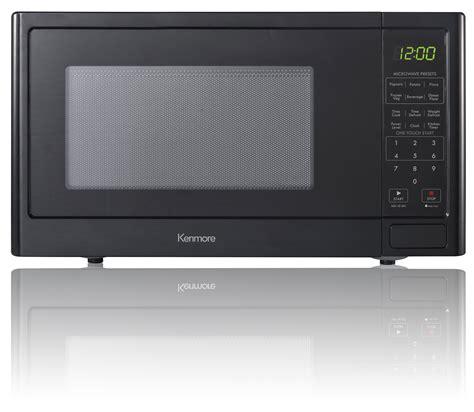 Microwave Cooktop - kenmore 73779 0 9 cu ft microwave oven black