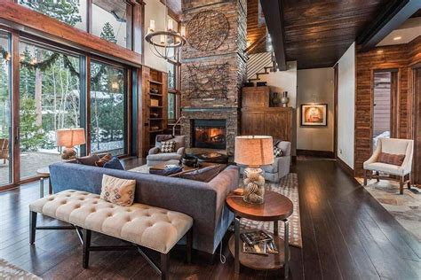 interior design style rustic hotpads