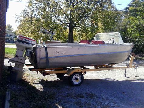alumacraft boats for sale on ebay alumacraft queen sixteen 1959 for sale for 2 500 boats